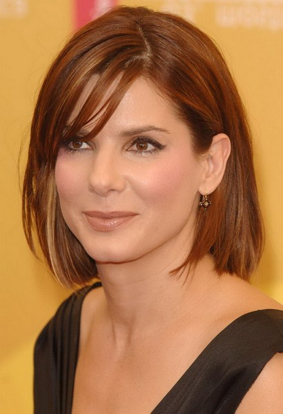 Sandra Bullock Hairstyles Collection and Inspiration