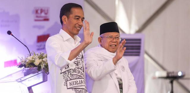 Mayoritas Rakyat Tidak Puas Jokowi-Maruf, PKS: Itu Karena Koalisi Sibuk Berlomba Untuk Pilpres