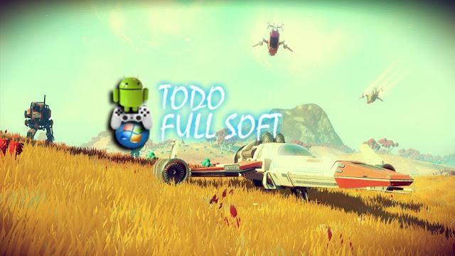 No Man's Sky Español Full + Update 1 Para PC