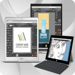 موقع YOUIDRAW PREMIUM لتصميم لوجو احترافي بسهولة