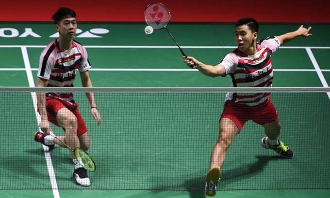 Jadwal Malaysia Masters 2020 Ganda Putra