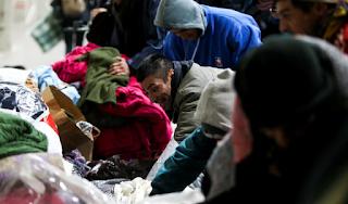 Δεκάδες Έλληνες έχουν καταλήξει άστεγοι στην Μελβούρνη