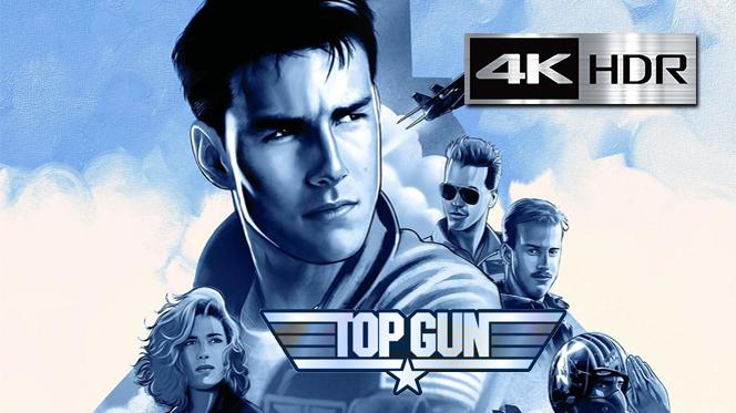 Top Gun: Pasión y gloria (1986) REMUX 4K UHD [HDR] Latino-Castellano-Ingles