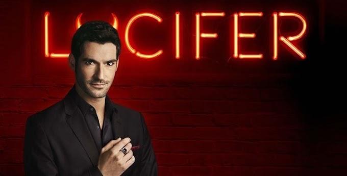 A Volta de Lucifer pela Netflix