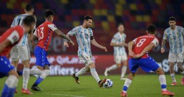 موعد مباراة الأرجنتين وكولومبيا تصفيات كأس العالم