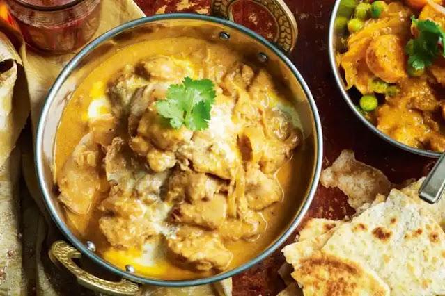 Chicken Korma Recipe | how to make chicken korma at home