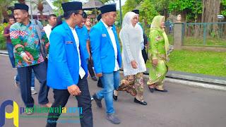 Hadiri Pelantikan PMII Tulungagung, Gubernur Jatim Ajak Komitmen Intelektual