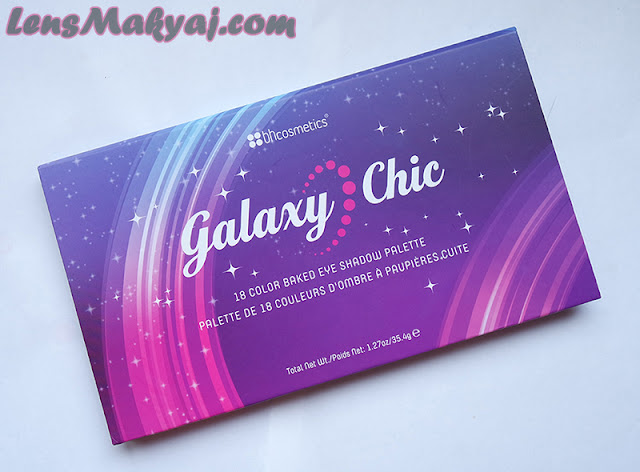 BH Cosmetics Galaxy Chic