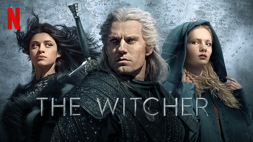 Controle remoto: The Witcher