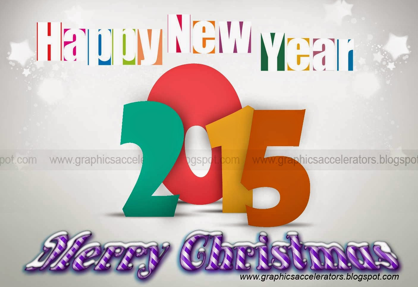 graphicsaccelerators merry christmas and happy new year 2015 images