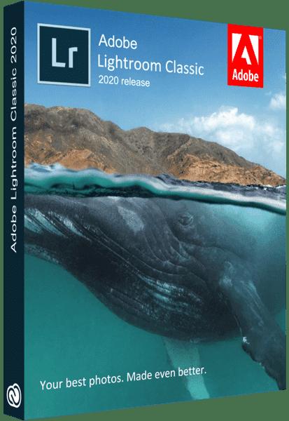 Adobe Lightroom Classic 2020