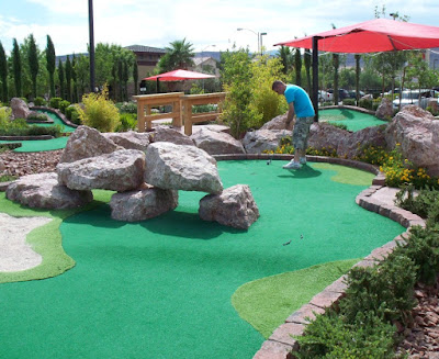 The Putt Park in Las Vegas