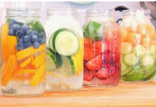 10 Healthy and Refreshing Infused Water Recipe