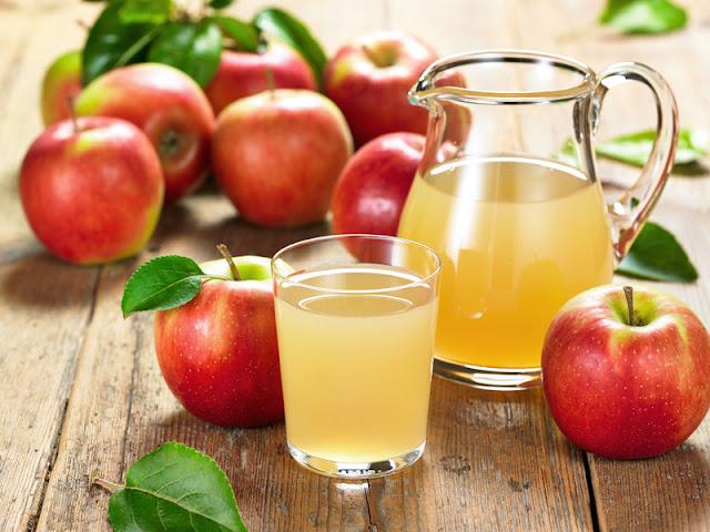 manfaat jus apel untuk menurunkan kolesterol