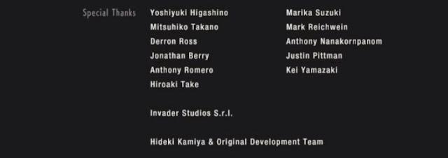 Capcom ringrazia Invader Studios