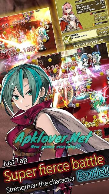 Super Damage Princess MOD APK