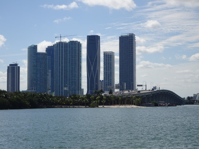 Rascacielos en Downtown Miami