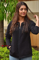 Actress Ritika Singh Stills at Guru Movie Success meet  0038.JPG
