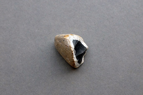Black Heart © Graeme Walker / The Pebble Museum 2019