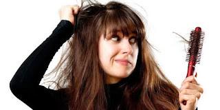 Cara Mengatasi Rambut Rontok Parah Dengan Alami