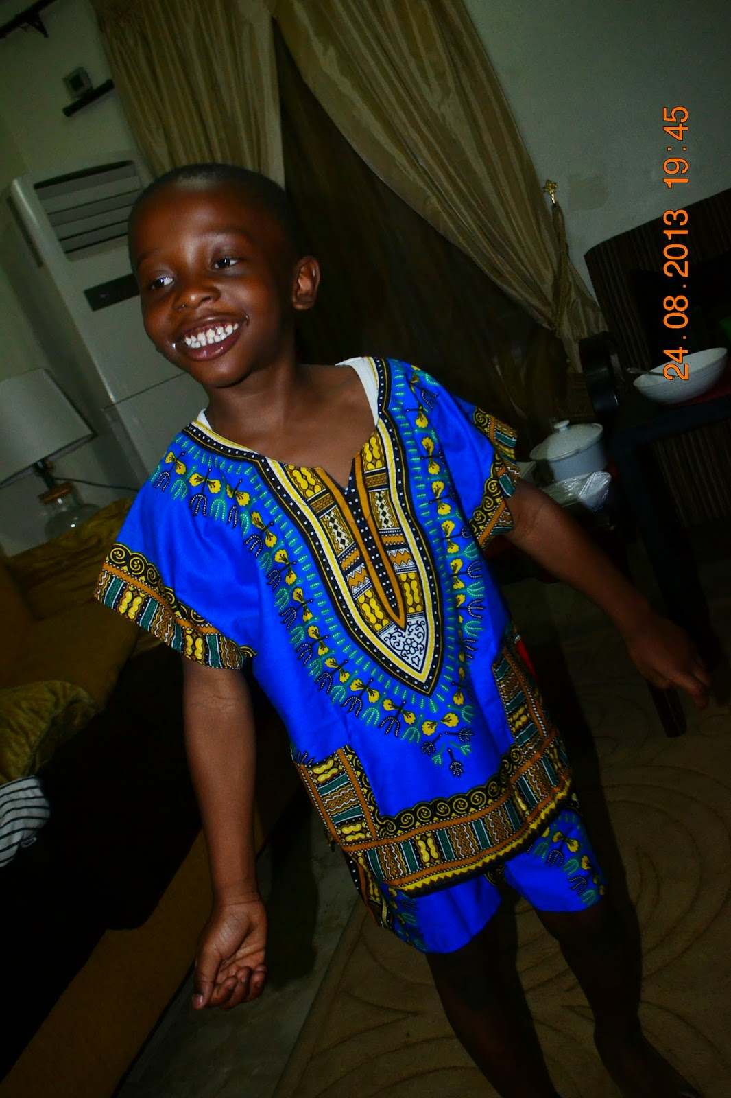 Child Dashiki