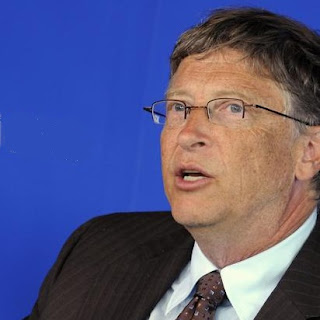 Niver do Bill Gates.