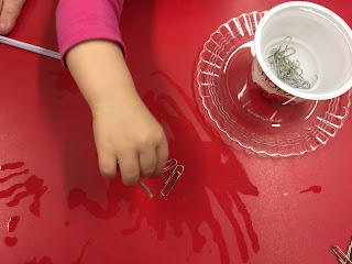 Learn Surface Tension of Water with Paper Clips