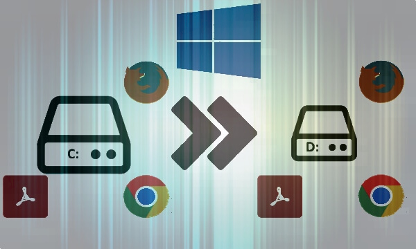 طريقة تغيير مسار تثبيت البرامج من c الى قرص آخر,تحويل مسار تثبيت البرامج في الويندوز,طريقة تغيير المكان الافتراضي لحفظ لقطات الشاشة في ويندوز 10,كيفية تقسيم الهارد بدون فورمات أو برامج للويندوز,كيف تنقل البرامج و الألعاب المثبتة على c إلى أقراص أخرى دون إعادة تثبيتها,برنامج symmover لنقل البرامج و الألعاب المثبتة في الحاسوب,إستعادة الملفات و البرامج إلى شكلها الإفتراضي,تغيير مسار تنصيب البرامج,تحميل البرامج و الألعاب,تغير مسار التخزين التلقائي للملفات في الويندوز 10