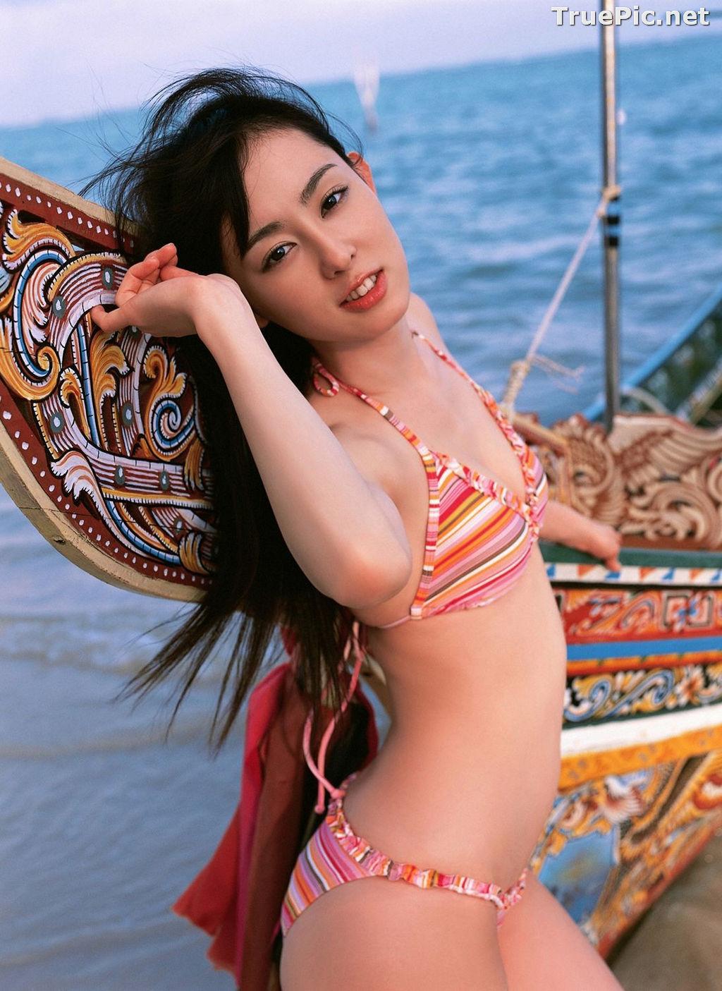 Image YS Web Vol.215 – Japanese Actress and Gravure Idol – Akiyama Rina - TruePic.net - Picture-6