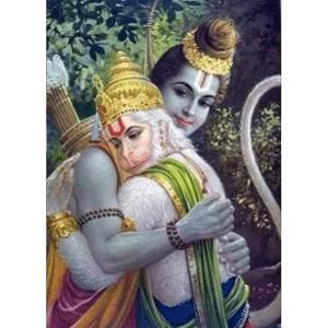 Hanuman(Devotee of Rama)