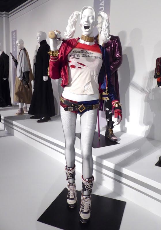 Margot Robbie Suicide Squad Harley Quinn film costume