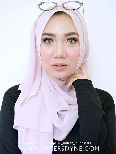 Wardah Exclusive Matte Lip Cream oh so nude