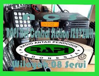 RAPI Net Control Station JZ27ZWH