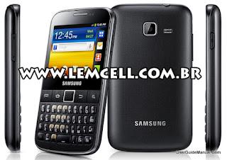 Esquema Elétrico Celular Smartphone Samsung Galaxy Y Pro GT B5510 Manual de Serviço
