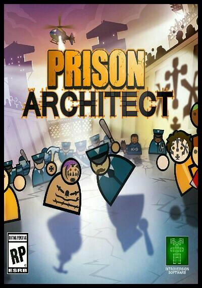 Prison Architect The Clink + Hotfix-Plaza | Chris Repacks