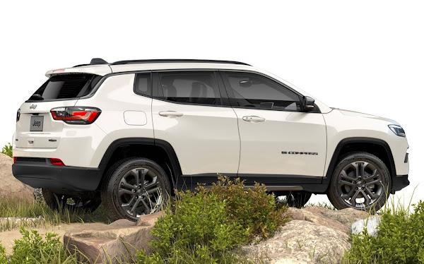 Novo Jeep Compass 2022 270T: preços partem de R$ 139.990