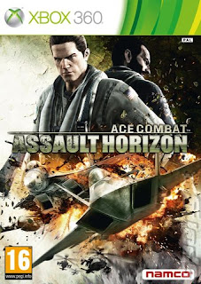 Ace Combat: Assalt Horizon (Xbox 360) 2011