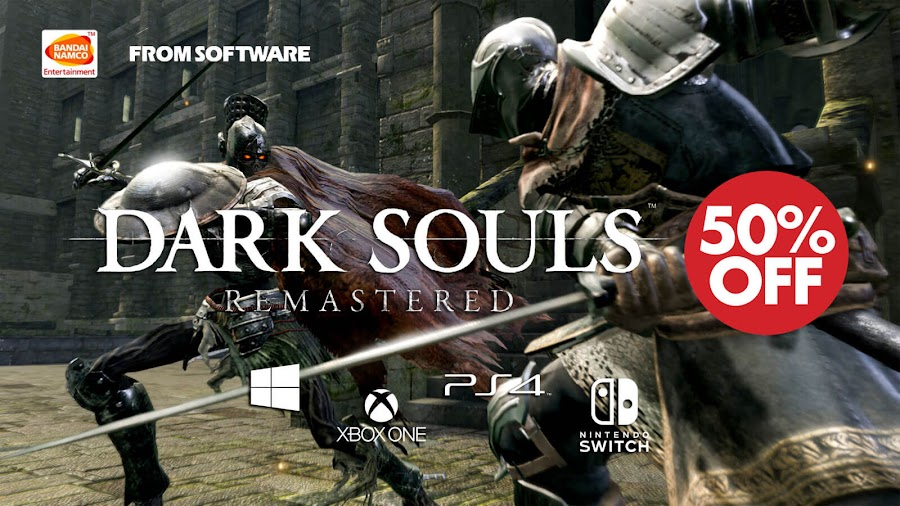 dark souls remastered discount