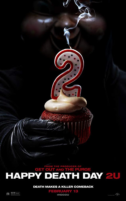 Happy Death Day 2U 2019 movie poster