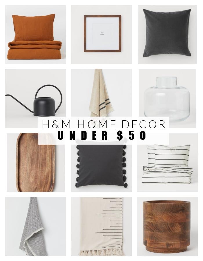 Neutral decor under $50