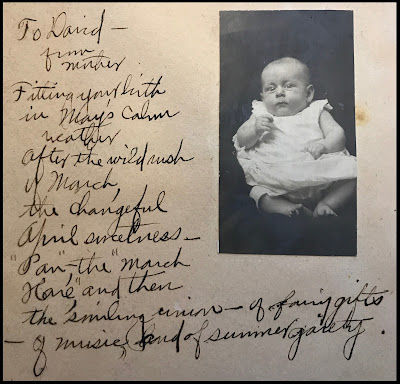 Scraps of Paper Reveal the Life and Times of a Carrollton, Kentucky Schoolboy in the 1920s