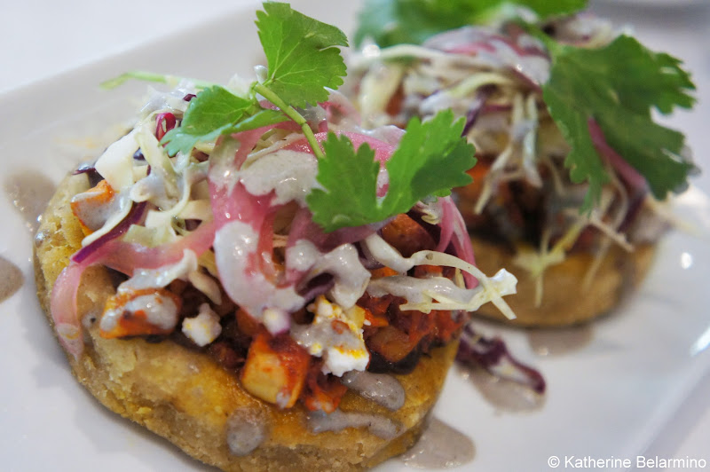 Pork Belly Sopes Palettes Restaurant Downtown Denver Restaurants
