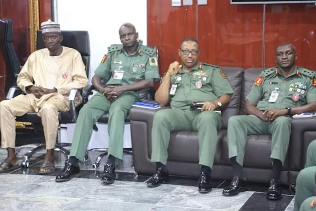 Nigerian Army, DICON Sign Agreement For Production Of Ezugwu MRAP Vehicles