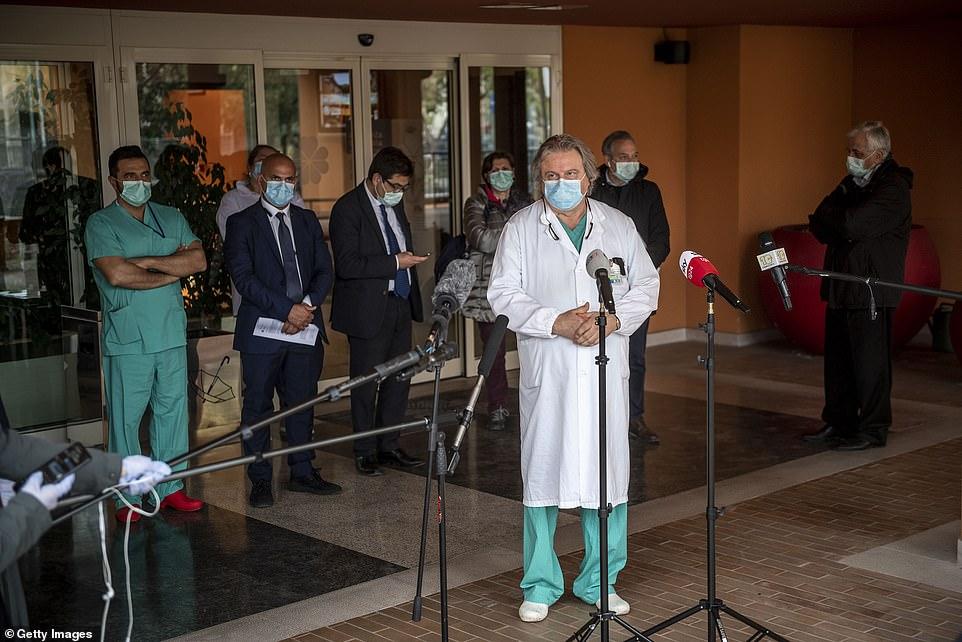 Italian Doctor coronavirus