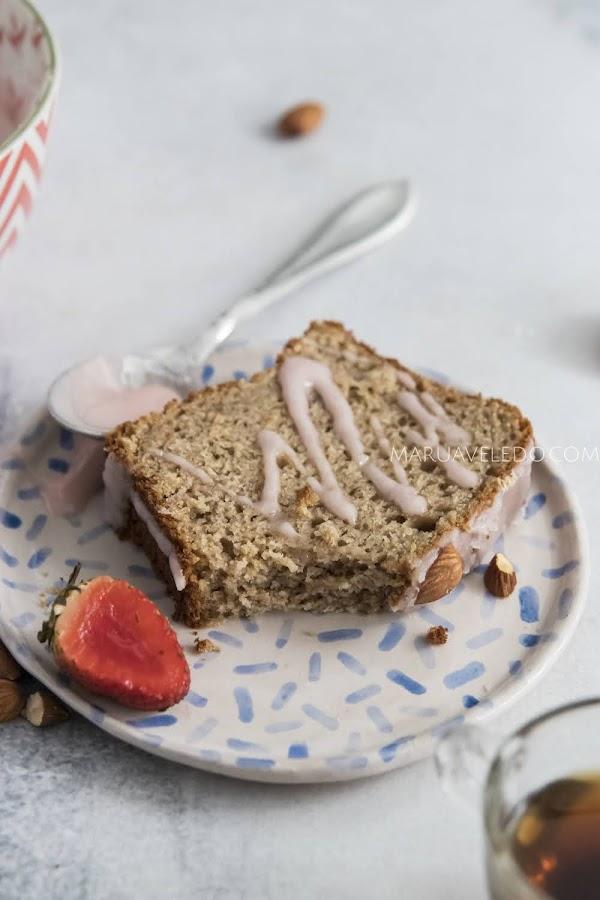 El último banana bread: Starwberry Banana Bread