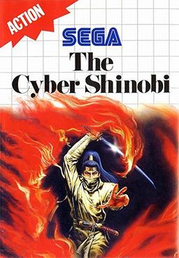 The Cyber Shinobi, la patata ninja de Sega Master System