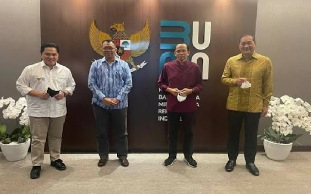Pengangkatan Timses sebagai Komisaris, ICW: BUMN Hanyalah sebagai Tempat 'Ucapan Terima Kasih'