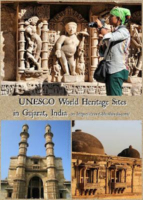World Heritage Sites in Gujarat Images Photos Pinterest