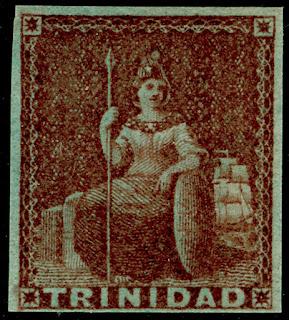 Trinidad stamp 7