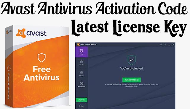 Avast-Antivirus-Activation